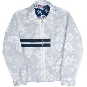 Birdwell foggy floral competition jacket